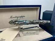 Montegrappa Game Of Thrones Winter Is Here Night King Fountain Pen 64/300 F/nib