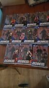 Gi Joe Classified Collection 11 Figures In Total/ Bonus Items With Buy It Now
