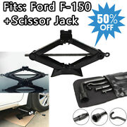 Jack Spare Tire Tool Kit For 2005 2006 2008 2010 2011 2012 2013 2014 Ford F-150