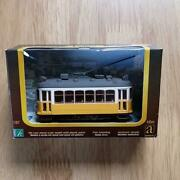 Early Person Won Portugal Lisbon City Electric Model Genuine Rare