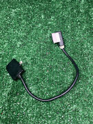 Vw Volkswagen Adapter Cable Lightning 5n0035554 Mdi Charger Iphone 5 6 7 8 Oem