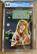 House Of Secrets 92 Cgc 6.0. 1st/first Appearance Of Swamp Thing.