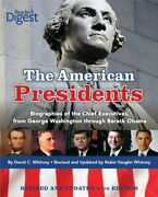 American Presidents Biographies Of Chief Executives From By David C. Whitney