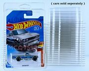 Protecto Pak Hot Wheels Matchbox Protector Packs / Cases Lot Of 20 For 164