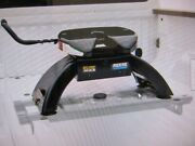 Draw-tite Reese 18k Fifth Wheel Trailer Hitch And 90 Degree Adaptor Harness