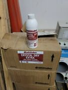 Whittaker Crystal Dry Extra Carpet Cleaning Agent 10 Bottles @ 12 Ounces Each