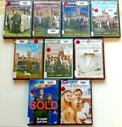 Action Drama Dvd Movies Complete Seasons/series Rated Pg13-r Mix N Match U Pick
