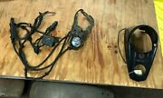Harley Dash Cover And Harness 1948 Panhead Chopper Bobber 9689