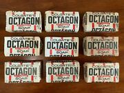 Vintage Colgate's Octagon All-purpose Large Soap Bar 7 Oz Lot Of 9 In Package
