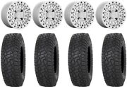 Black Rhino Parker Bdlk 15 Wheels Si 33 X Comp At Tires Can-am Defender