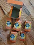 41 Lot Topps Skylanders Giants Unopened Sticker Packs And Box 6 Stickers Per Pack