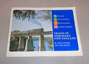 Trains Of Northern New England Rutland, Maine Central, By John Krause And Fred