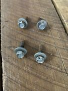 1965 Ford Galaxie 500 Trunk Hinge 1968 Oem Fomoco Bolts 1967 1966 1965 Mustang