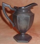 Poole Silver Co Cream Pitcher 4x Dipped 2953 Vintage