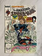 Amazing Spider-man 315 Vf+ 1st Venom Cover And 2nd Full Appearance