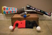 Harley Quinn Fun Gun Replica Prop From The Birds Of Prey The Suicide Squad