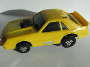 1980 Cpg Products Corp Kenner T-zzzers Car Ssp Fox Body Ford Mustang