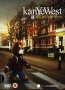 Kanye West - Late Orchestration - Dvd - Import Ntsc - Brand New/still Sealed