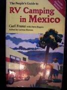 Peopleand039s Guide To Rv Camping In Mexico By Carl Franz And Steve Rogers Excellent