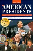 American Presidents Ninth Edition Biographies Of Chief By David C. Whitney Mint