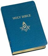 Heirloom Master Mason Edition By Bible Brand New