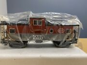 ✅mth Premier Nib New York Central Extended Vision Caboose Caboose 20-91030