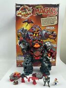 Mighty Max Blast Magus 100 Complete - Playset Bluebird 1992 Box And Instructions