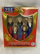 Presidents Of The Usa Pez Candy Dispensers Volume 2 - 1825-1845