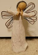 Willow Tree Angel Of Happiness Figure No Box