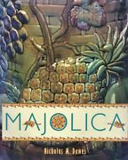 Majolica Manufacturers 317 Photos + Marks / In-depth Illustrated Book
