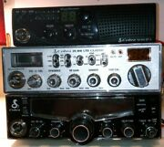 Cobra Cb Radioand039s Model Numbers 18wxstii 29nwltd Classic And 29lx And Extras