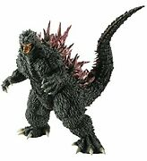 Super-super-built Series Godzilla 2000 About 200mm Made Of Pvc Painted Figures