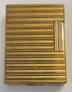 Vintage St. Dupont Lighter Made In France Untested As Is
