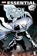 Essential Moon Knight, Vol. 3 Marvel Essentials By Doug Moench And Tony Isabella
