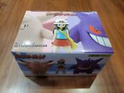 Bandai Pokemon Scale World Kanto Reef And Pixie And Gengar Limited Figure Japan F/s
