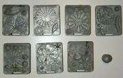 Mattel Thingmaker Fun Flowers Molds For Use With Goop