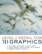 Level Of Detail For 3d Graphics Morgan Kaufmann Series By David Luebke