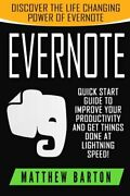 Evernote Discover Life Changing Power Of Evernote. Quick By Matthew Barton New