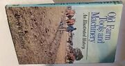 Old Farm Tools And Machinery An Illustrated History By Percy W. Blandford Mint