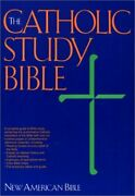 Catholic Study Bible New American Bible By Donald Senior Excellent Condition
