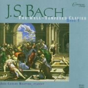 Bach - Bach Well-tempered Clavier Vol. 1 - 2 Cd - Excellent Condition