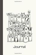 Journal Funny Dogs 6x9 - Dot Journal - Journal With By Premise Content New