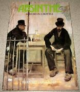 Absinthe History In A Bottle By Barnaby Conrad Mint Condition