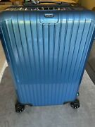 """Rimowa Salsa 26"""" Multiwheel Very Rare Exclusive Limited Colorway. New W/tags"""