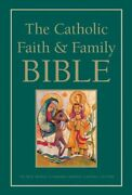 Nrsv - Catholic Faith And Family Bible By Harpercollins Publishers - Hardcover