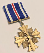 1960andrsquos Usaf Us Air Force Distinguished Flying Cross Medal Williams And Anderson