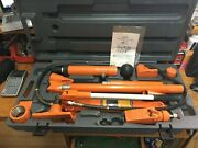 Central Hydraulics Portable Puller 10-ton Item 44900...