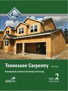 Tennessee Carpentry Level 2 Trainee Guide 5th Edition By Nccer - Hardcover
