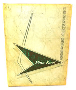 1961 Pine Knot Pine Valley Central School Yearbook - South Dayton Ny