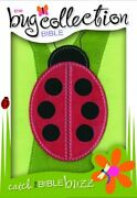 Bug Collection Bible- Ladybug By Zondervan Excellent Condition
